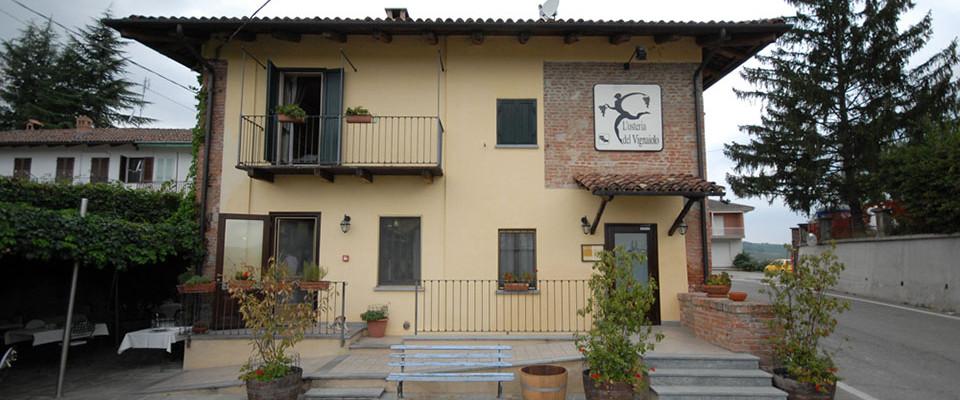 Home | Ristorante in La Morra (CN) - Italy | L\'Osteria del Vignaiolo
